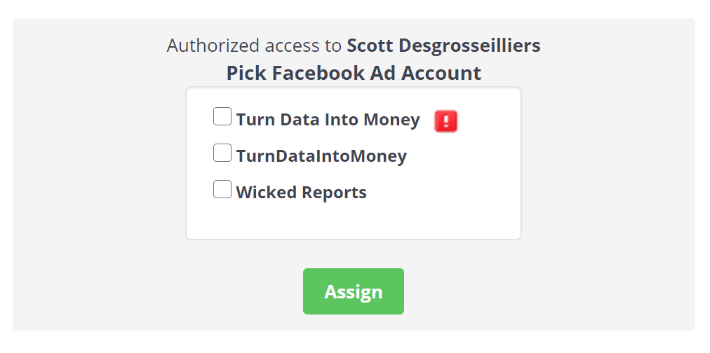 wicked reports authorized access facebook