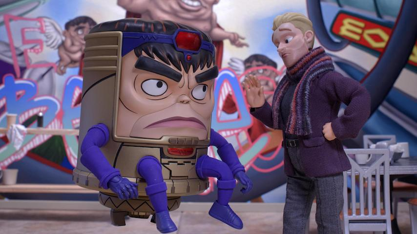 Marvel's MODOK Trailer and Release Date Revealed by Hulu - Paste