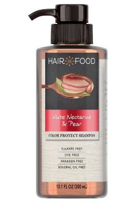 White Nectarine and Pear Shampoo for Dry Hair