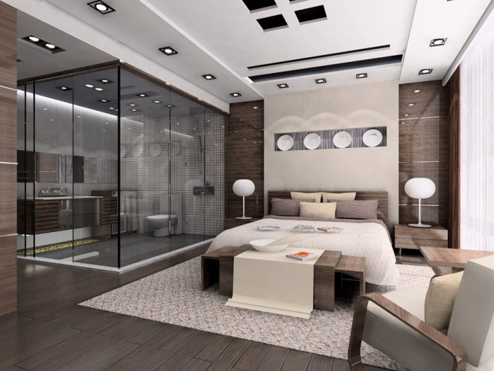 Incorporate Bedroom and Bathroom