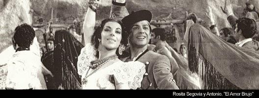 Resultado de imagen de Antonio el bailarin sapateado de sarasate