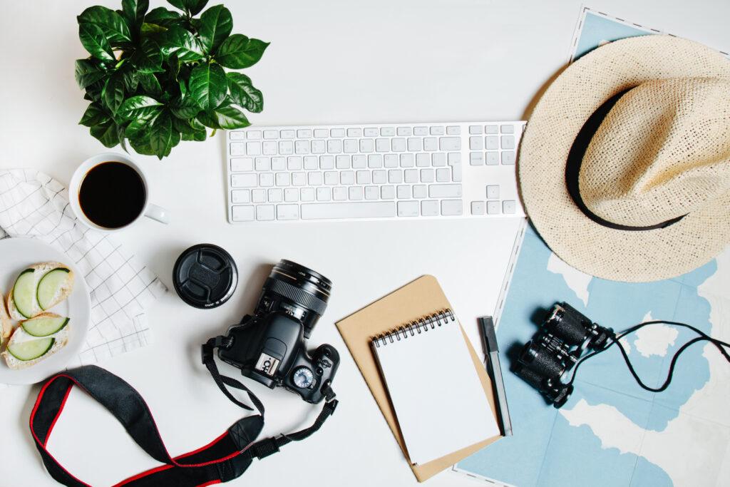 peralatan blogger