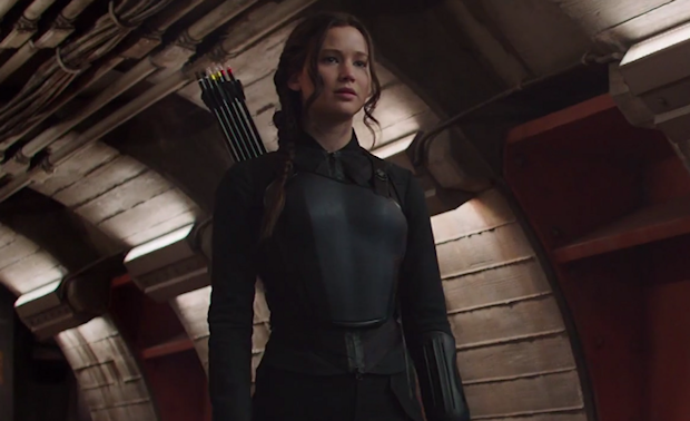 Final Trailer for 'The Hunger Games: Mockingjay - Part 1'