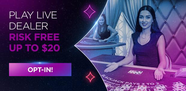 Stardust Casino NJ online bonus