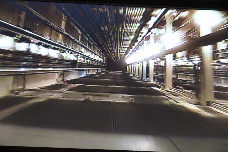 Останкино шахта лифта