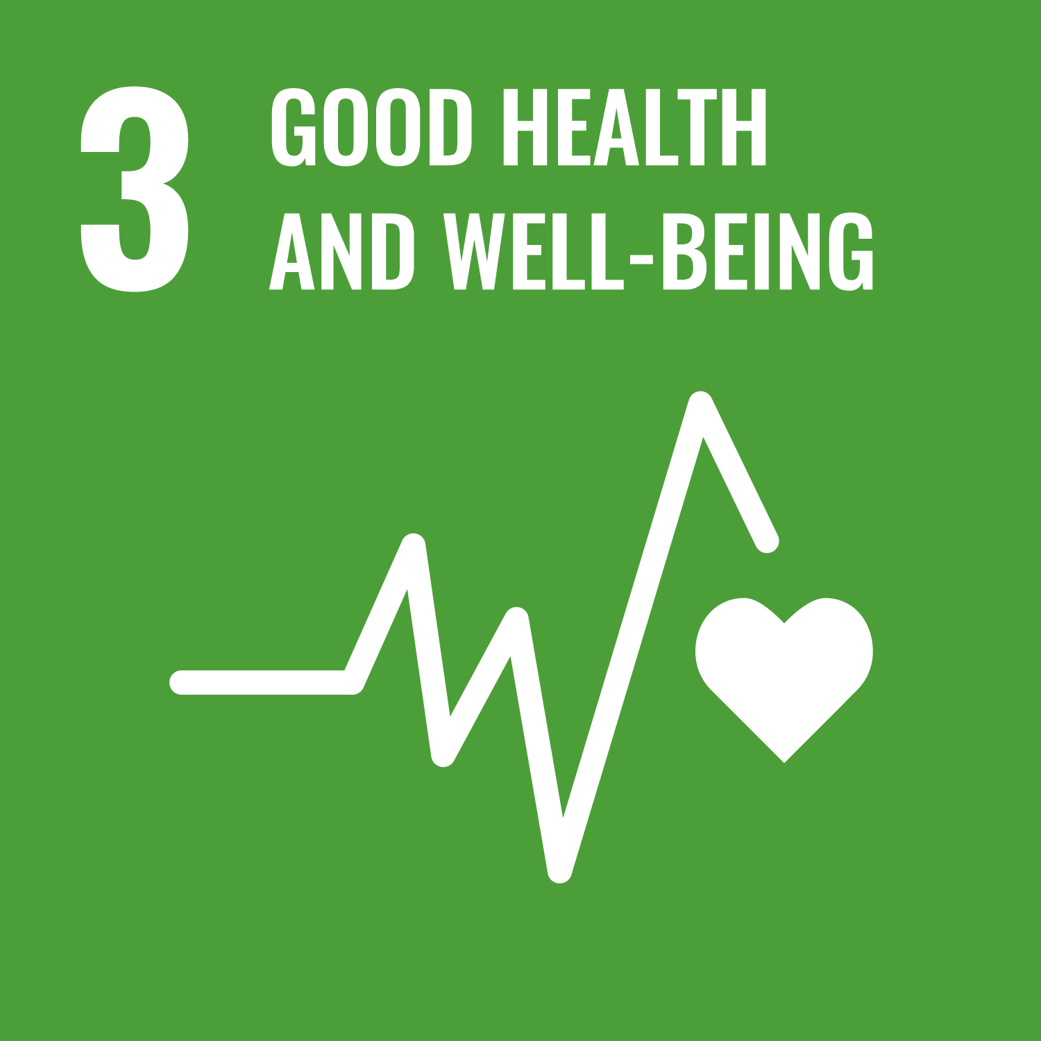 Sustainable Development Goal 3. Ensure healthy lives and promote well-being for all at all ages.
