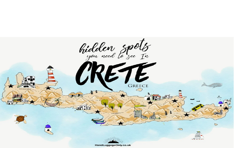 DISCOVER CRETE  ( https://cretazine.com/en/heraklion/city-life/city-routes )