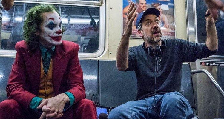 Joaquin Phoenix, Todd Phillips, Joker