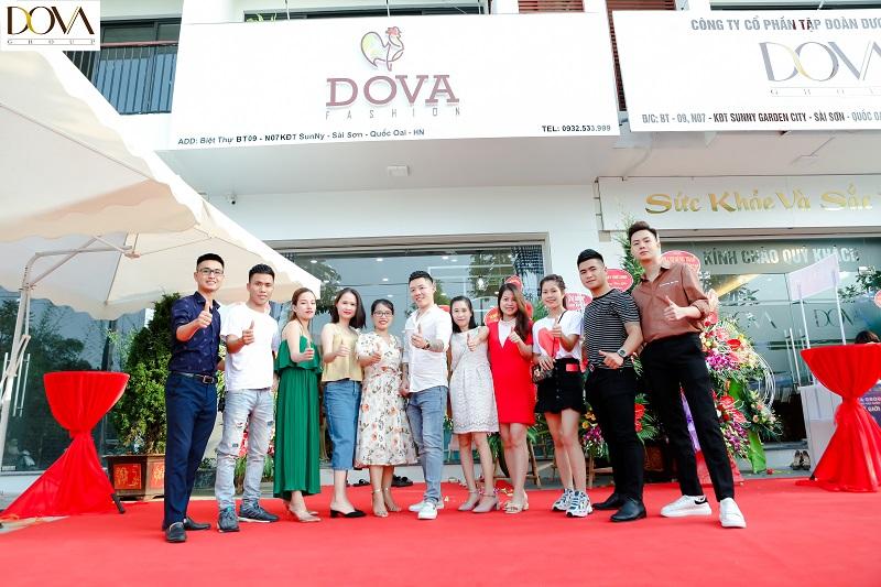 Tập Đoàn Dova khai trương trụ sở mới - Bước phát triển ấn tượng tại Hà Nội - Ảnh 4