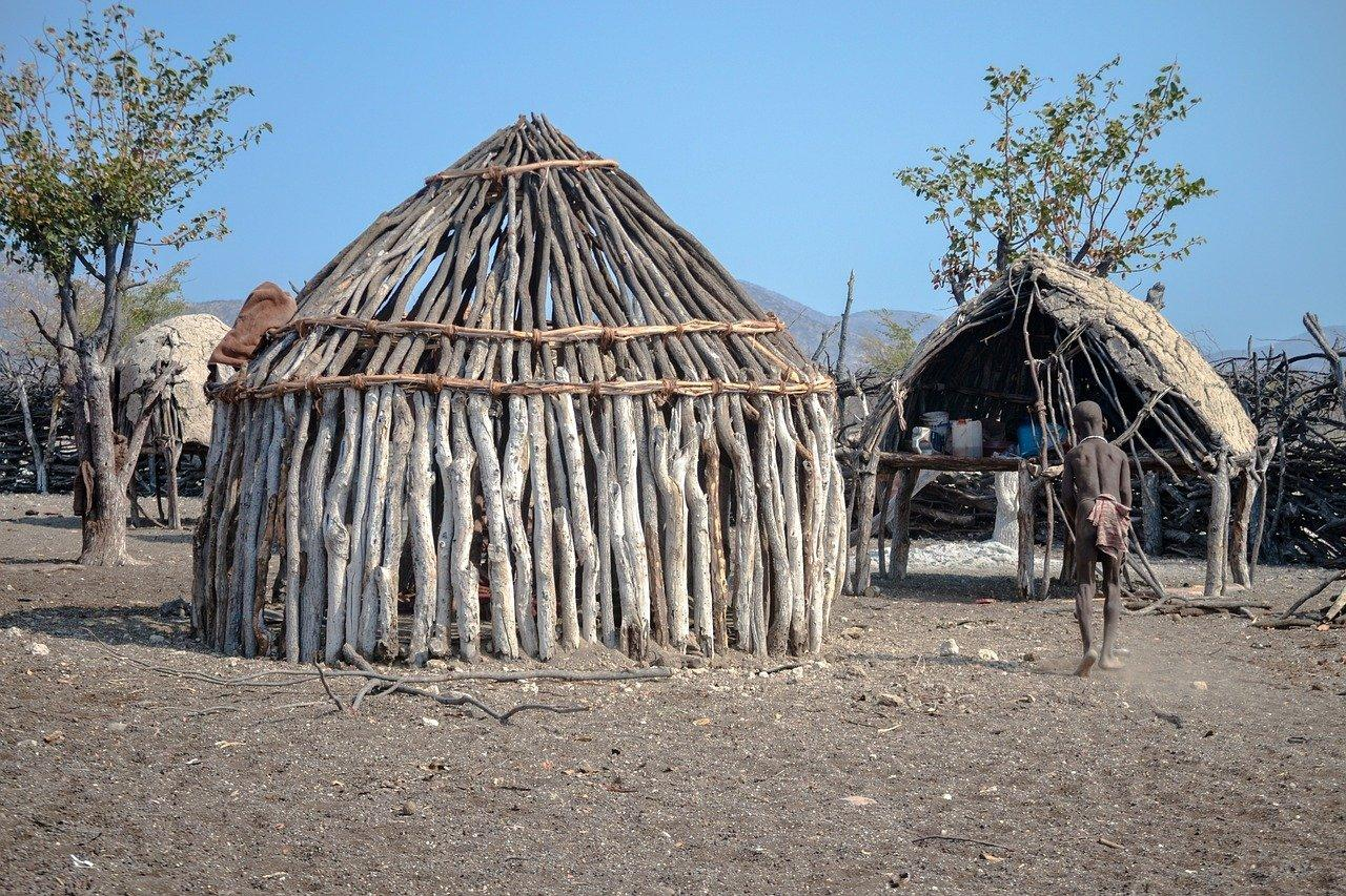 Africa Himba Casa Cascata - Foto gratis su Pixabay