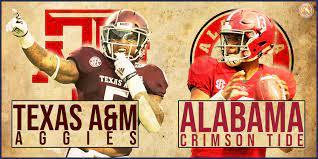 Texas A&M vs. Alabama 2018: Time, TV listings, preview - Team Speed Kills
