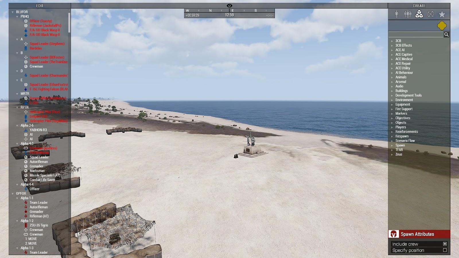 Arma 3 Server View Distance zeus module guide - zeus guides - fkgaming forums