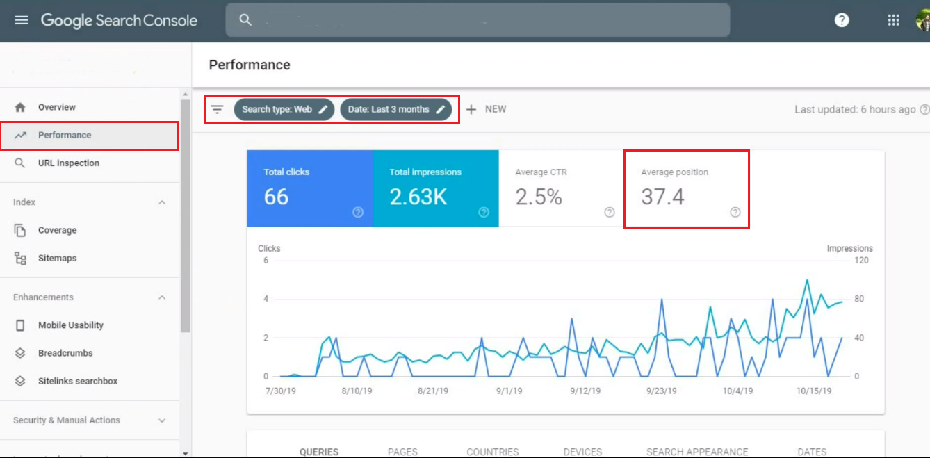 Google Search Console is also a great alternative for rank tracker.