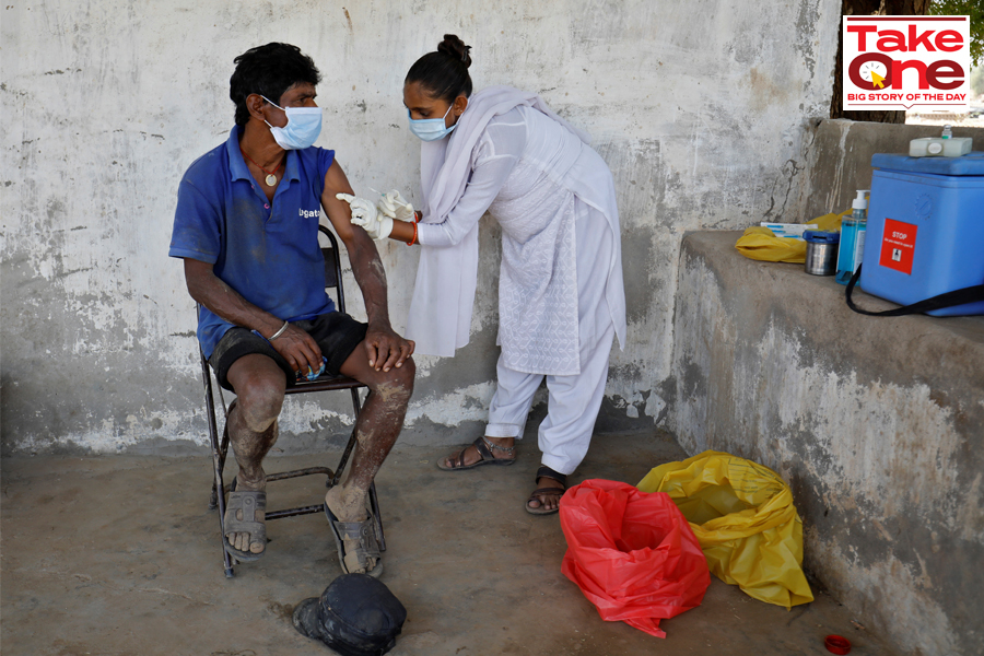 Can India's Vaccine Fast-track Programme Help Fight The Deadly Second Covid  Wave? | Forbes India