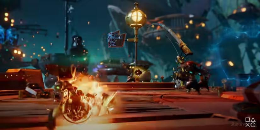 """รีวิวเกม """"Ratchet And Clank: Rift Apart"""" บนเครื่อง PlayStation 5 ที่ได้รับคำชมและกำลังมาแรงเป็นอย่างมากในตอนนี้ ! 03"""