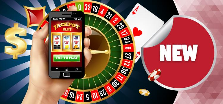 New Online Casinos » Best Bonuses For Mobile Casino Games