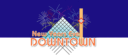 Celebrate New Year's Eve Downtown in Churchill Square