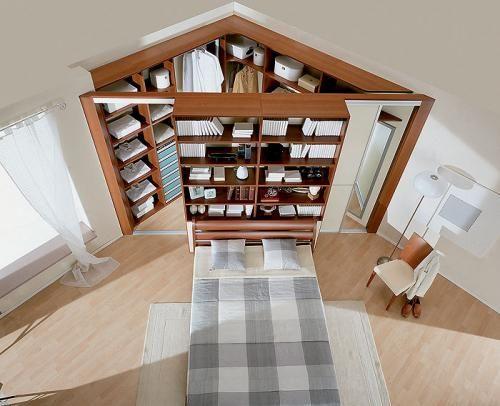 Phòng thay đồ nhỏ 4m2 tiện, đầy đủ chức năng