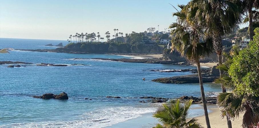 The Village in Laguna Beach, CA
