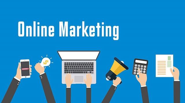 Marketing online doanh nghiệp trang sức cho phép bạn có thể hoạt động 24/7