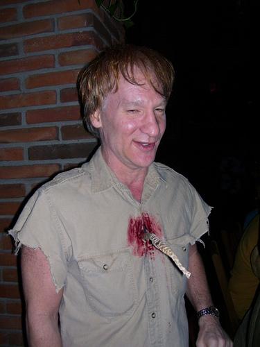 Bill Maher Steve Irwin