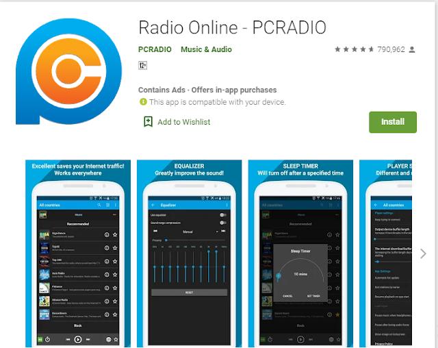 Radio without internet - PCRadio