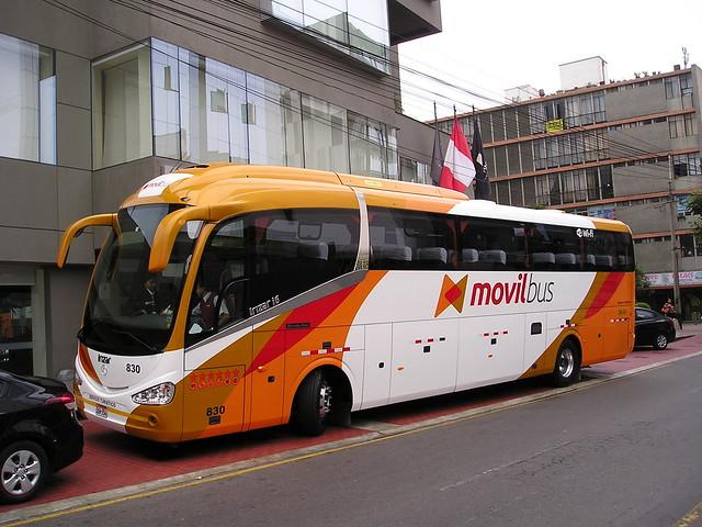 Valijas de viaje permitidas en empresas de buses peruanos