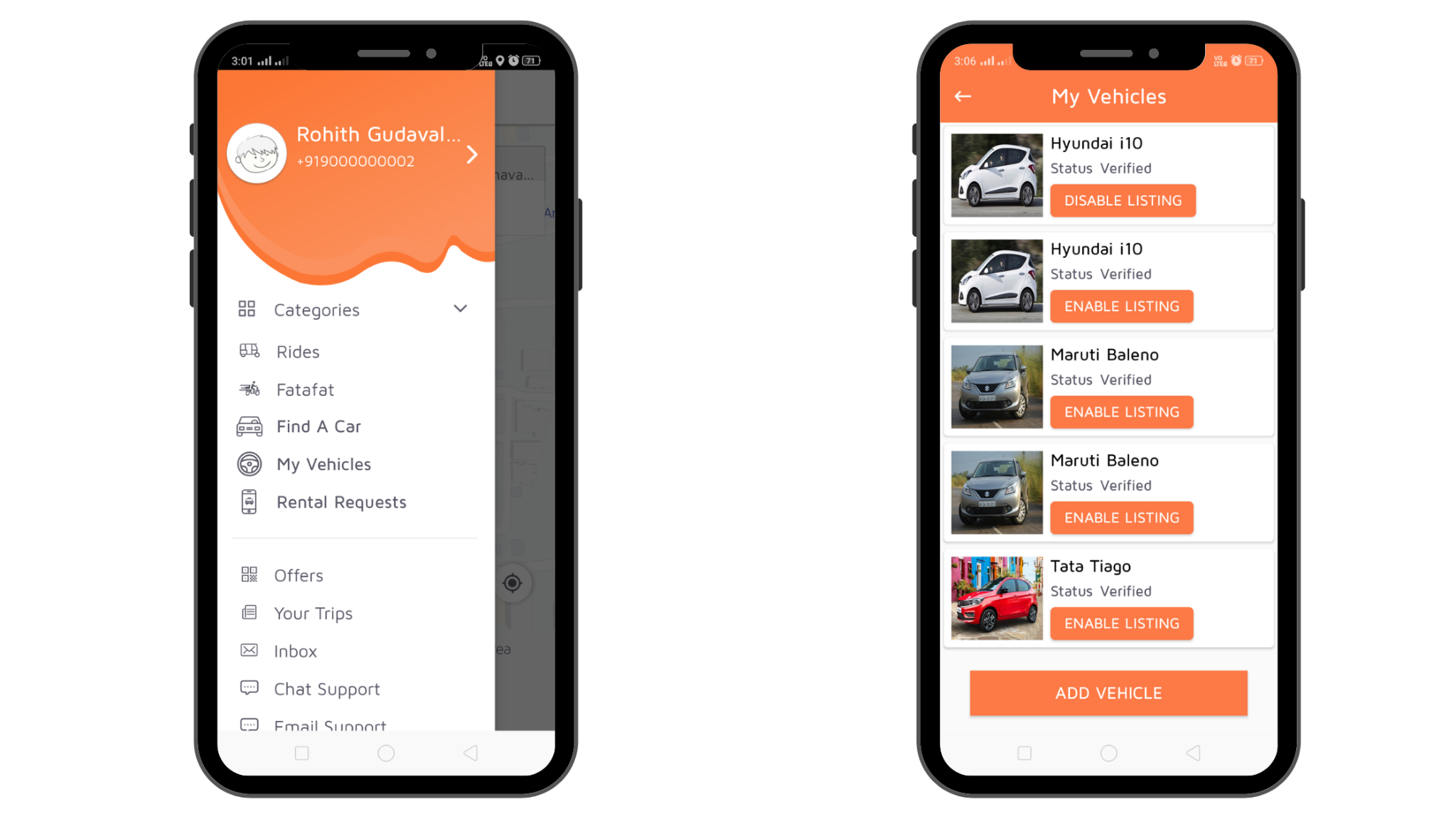 The Future of Car Rental Business Software with Jugnoo