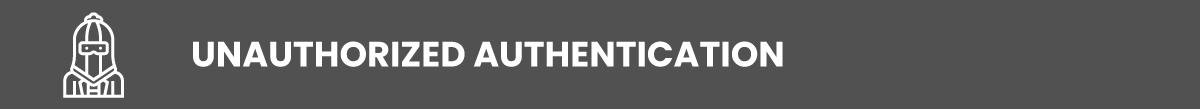 wordpress security vulnerability: unauthorized authentication