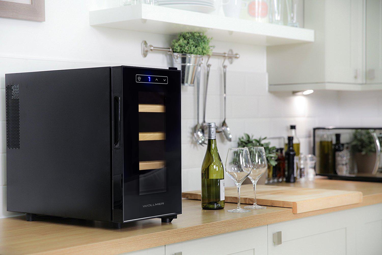 Подбираем правильный температурный режим для вина вместе с Wollmer C230