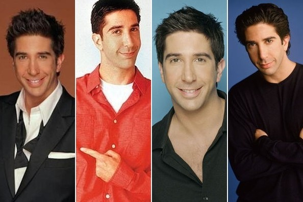 Joey, Ross' Leather Pants, Chandler, F.R.I.E.N.D.S, Friends, Joey's Hairstyle, Different Styles Of Joey, Ross, Ross' Hair