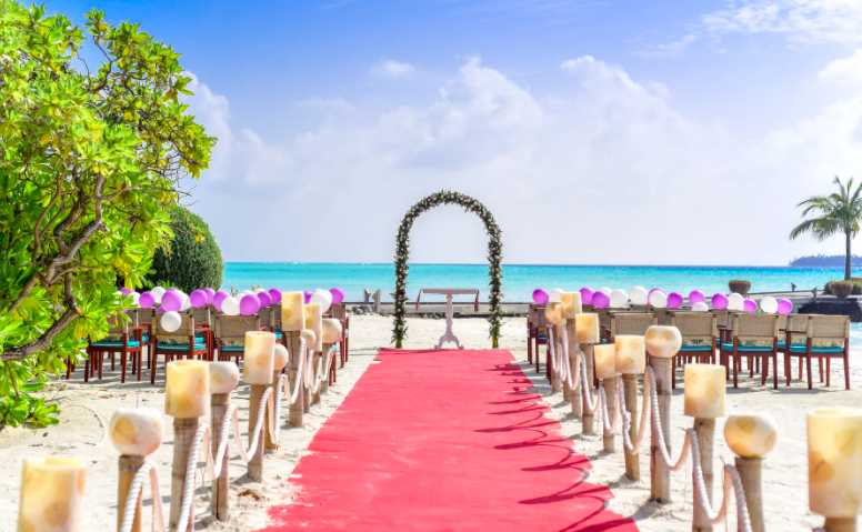 Themes for a Seaside Wedding