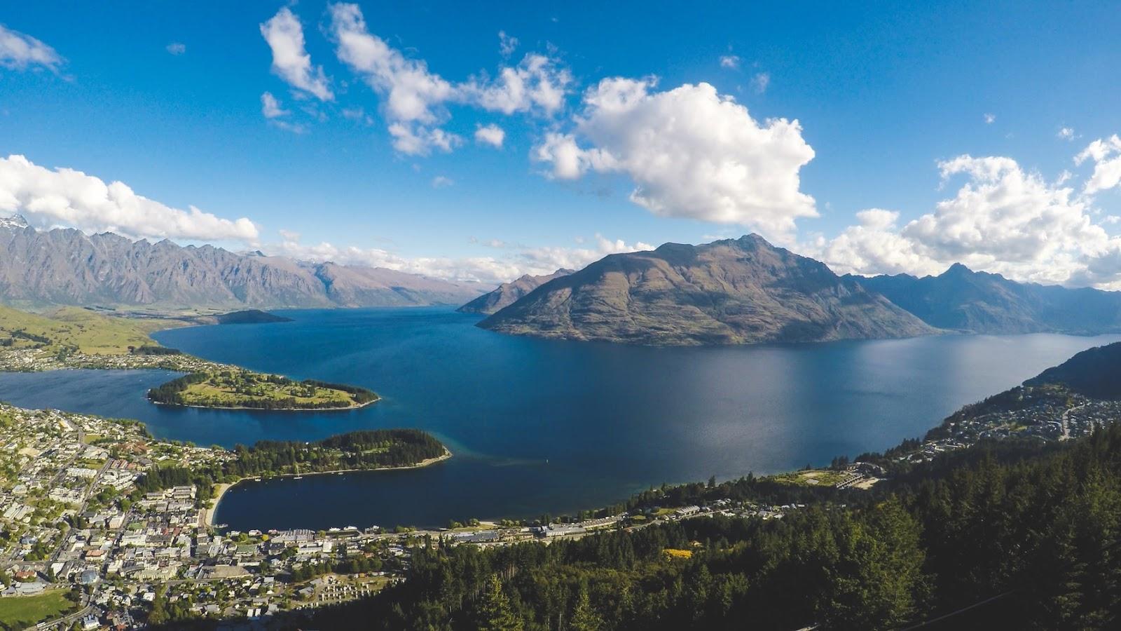 Путешествие на яхте в Новой Зеландии