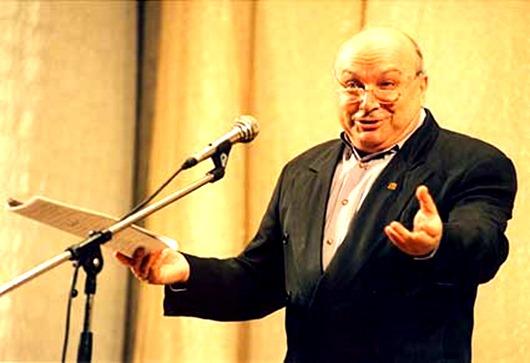 Mikhail Mikhaylovich Zhvanetsky