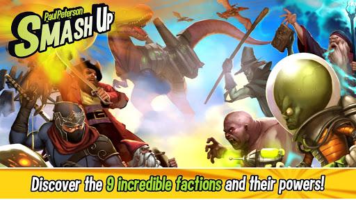 Smash Up - The Shufflebuilding Game- screenshot thumbnail