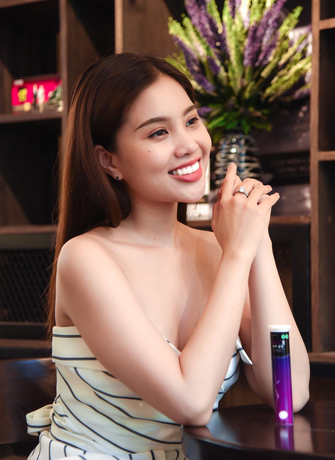 Sủi Bora Slim _ Bí kíp giảm cân cho hội chị em làm việc văn phòng