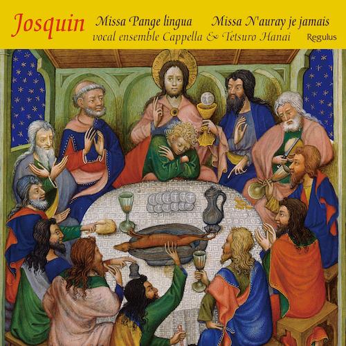 Missa Pange lingua Missa N'auray je jamais (Missa di dadi) Pange lingua, Gregorian chant (Hymnus)