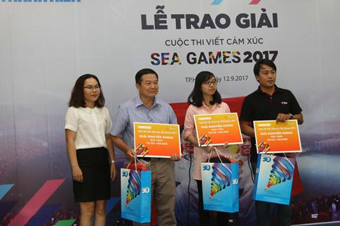 Trao giải Cuộc thi viết cảm xúc SEA Games 2017 - ảnh 12