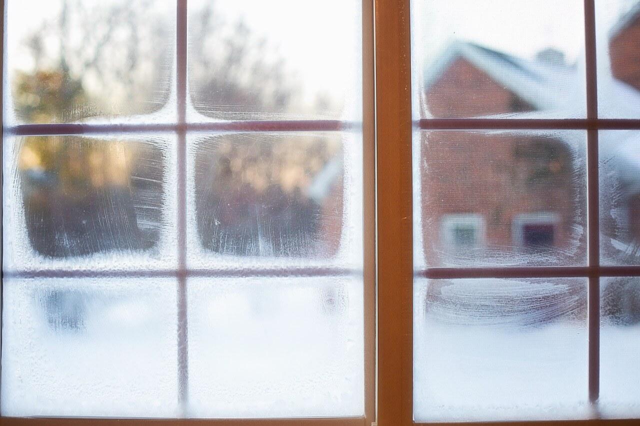 Winter window maintenance