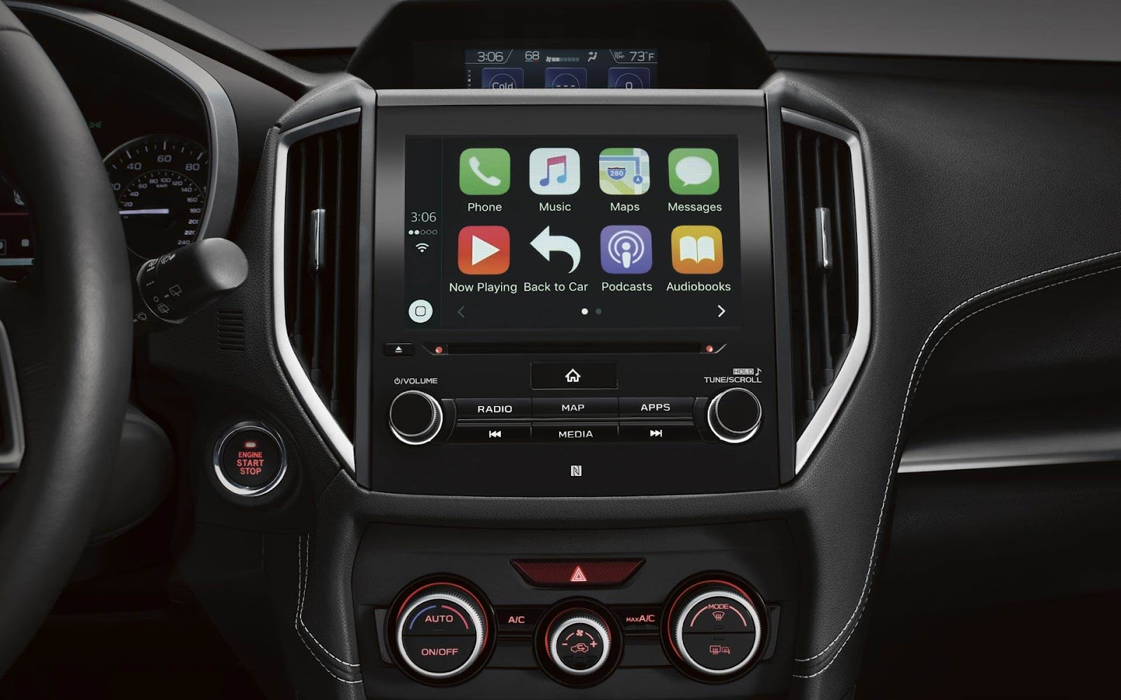 Adventure Subaru Apple CarPlay in Subaru Models Adventure Subaru