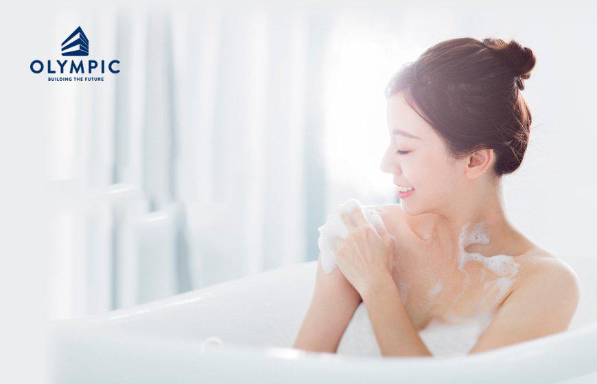 Tắm đúng cách đảm bảo sức khỏe