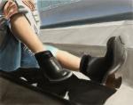 C-black boots