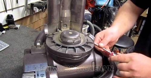 địa chỉ bảo dưỡng sửa chữa máy phun áp lực uy tín - Hoàng Liên