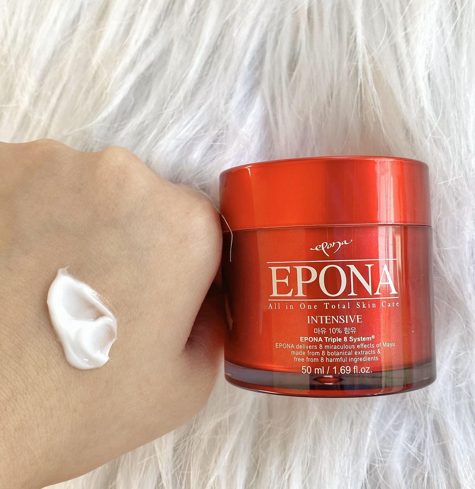 Kem dưỡng da Epona