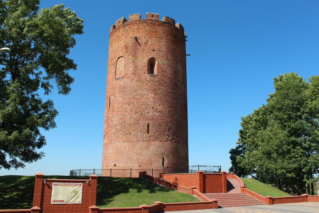 Достопримечательности Беларуси: Каменецкая вежа