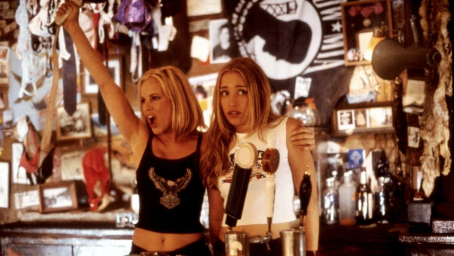 coyote ugly bartending movie