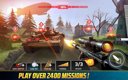 Kill Shot Bravo: Sniper FPS- screenshot thumbnail