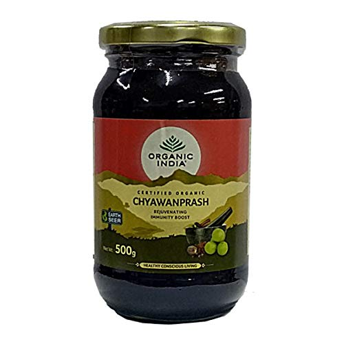 Organic India Organic Chyawanprash Best Chyawanprash Brands In India