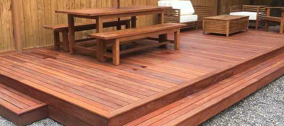 how do i plan my decking