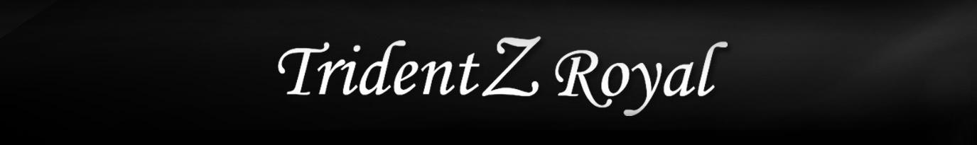 Trident Z Royal Artistic font
